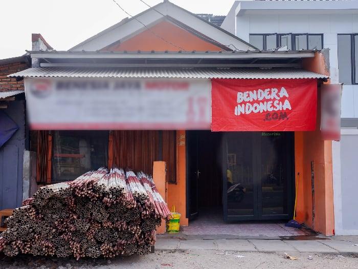 toko bendera merah putih indonesia jakarta